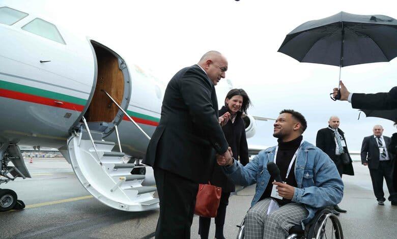 Бойко Борисов пристигна в Мюнхен