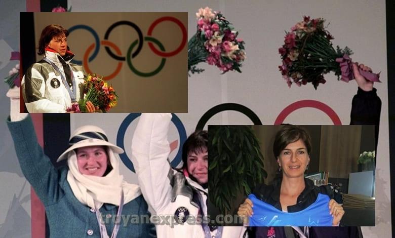 22 години от спечелването от Олимпийската титла на Катя Дафовска