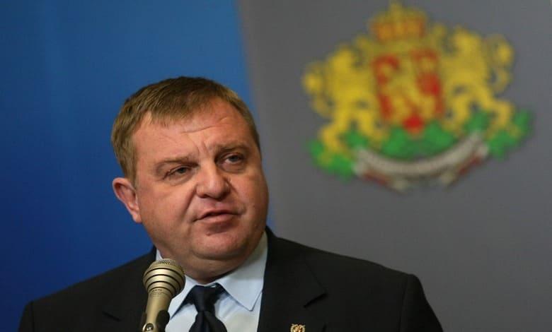 Позиция на министъра на отбраната Красимир Каракачанов