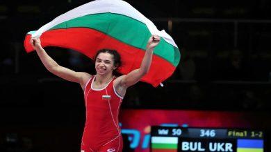 Photo of Миглена Селишка е европейска шампионка
