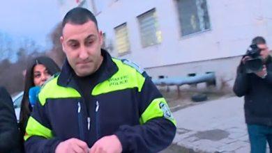 Очаква се пътния полицай Йордан Петков да бъде отстранен от работа