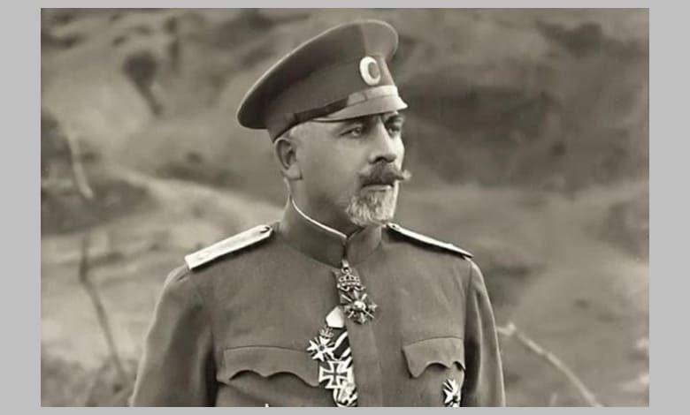 памет на генерал Владимир Вазов