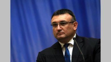 Министър Младен Маринов в Троян
