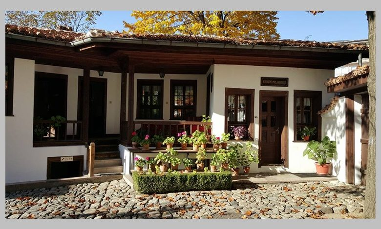 История с къщата на Левски