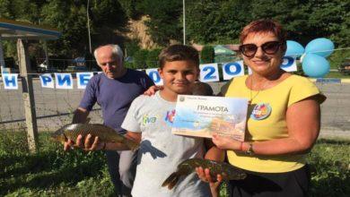 състезание по спортно – развлекателен риболов