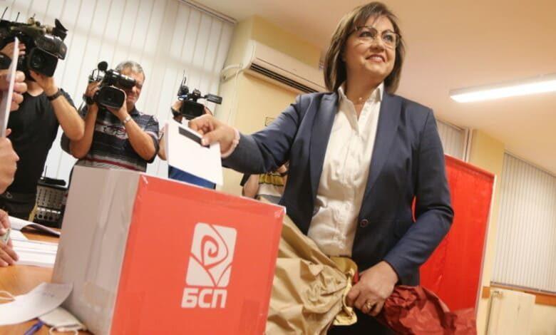 Социалистите от област Ловеч избраха Корнелия Нинова