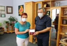 Photo of Кметът на Тетевен и председателят на Общинския съвет получиха юбилейни медали от Съюза на ветераните от войните на България