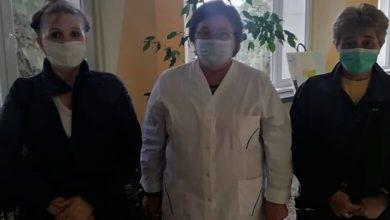 Доброволки от структурата на ЖГЕРБ в Ловеч влизат в болницата