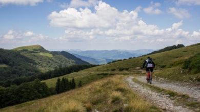 маршрути за планинско колоездене