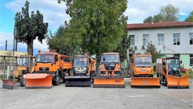 Община Ловеч има готовност за зимно поддържане на уличната мрежа