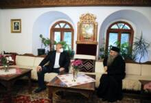 Премиерът Борисов в Рилския манастир