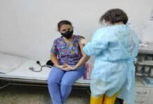 Медицинска сестра Цветомира Шонова е първият имунизиран медик в Ловеч