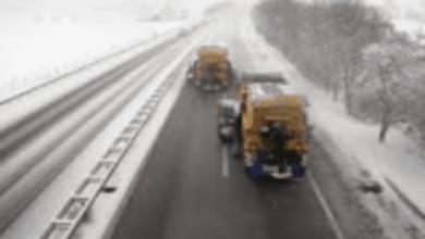 Шофьорите да карат внимателно и със съобразена скорост