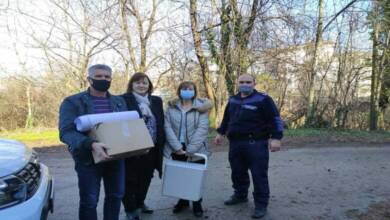 Имунизационната кампания в област Ловеч