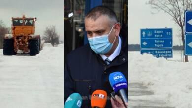 Обстановката в област Добрич остава усложнена