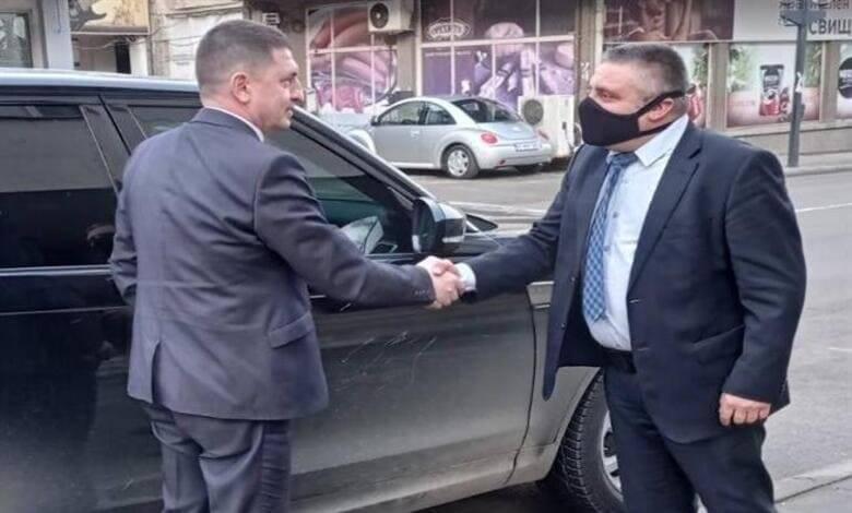 Министър Христо Терзийски