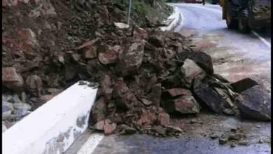 Пътят Кочериново - Рилски манастир остава временно ограничено