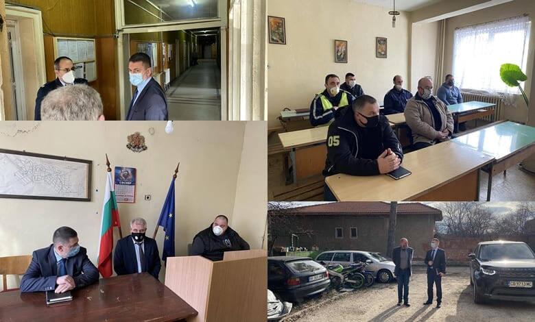 Министър Терзийски посети Ябланица и Луковит
