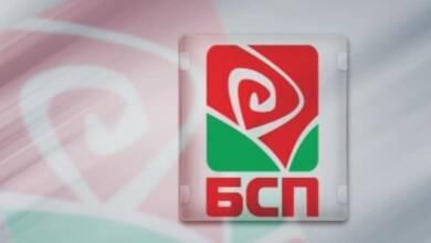 Кандидат-депутатската листа на БСП област Ловеч