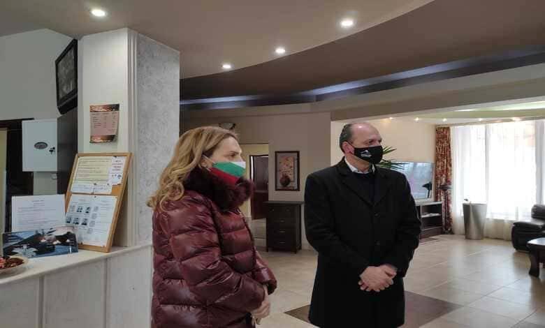 Изненадваща проверка на министър Мариана Николова