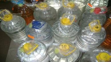 Задържаха 143 литра алкохол без документи в Ловешко