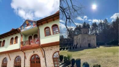 манастирите в страната